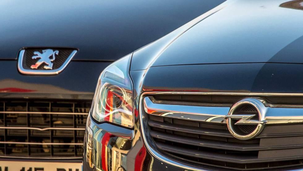 Peugeot-Citroen compra General Motors por 2.200 millones de euros