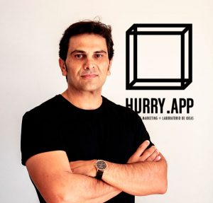 hurry-app-antonio-manzano