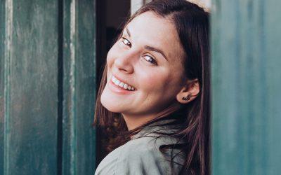Nadia Nemer, creadora del Woman Rocks Online